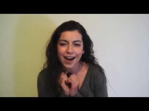 Aladdin: Jasmine (exercise) • Mariana Arôxa // Artisanal [Musical] Monologue Series