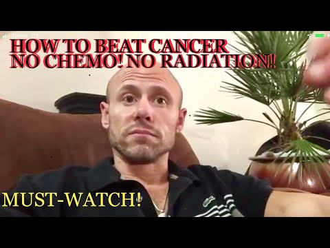 How to beat cancer~ no chemo/no radiation ~{alternative ~^^~ treatment}