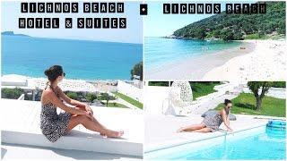 LICHNOS beach (Parga) + LICHNOS Beach Hotel & Suites