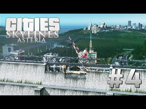 Cities Skylines Asteria [4] The Wall