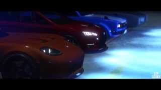 GTA 5 PC Fast and Furious Car Showcase F&F / Tribute #ForPaul