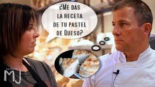 PASTEL DE QUESO (EL SECRETO DEL PANADERO) | Con Xavier Barriga