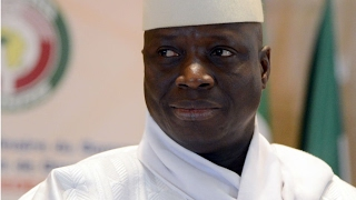 Gambia  Mauritanian, Guinean leaders arrive for talks with defeated president