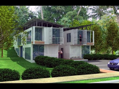 Containers Homes Design, Shipping Container Home Floor Plans, How ...