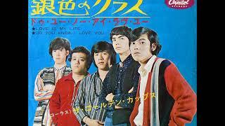 ザ・ゴールデン・カップスThe Golden Cups/②銀色のグラス (1967年11月...