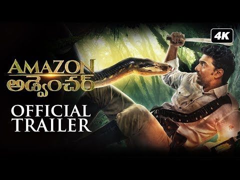 Amazon Obhijaan | Official Trailer (...