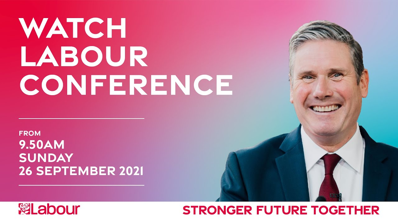 Download Watch Labour Conference 2021 Live - Day 2