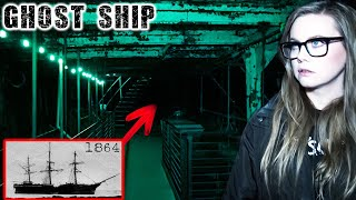 Haunted GHOST SHIP Investigation | Oldest Clipper Ship in the World