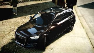 Grand Theft Auto IV - Audi Q7 LED