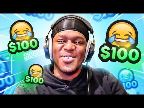 Paying Money Everytime I Laugh