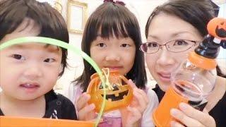 娘の小学校のお友達を招待して ハロウィンパーティーをすることになりま...