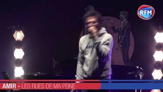 AMIR - Les rues de ma peine - RFM Music Live Strasbourg