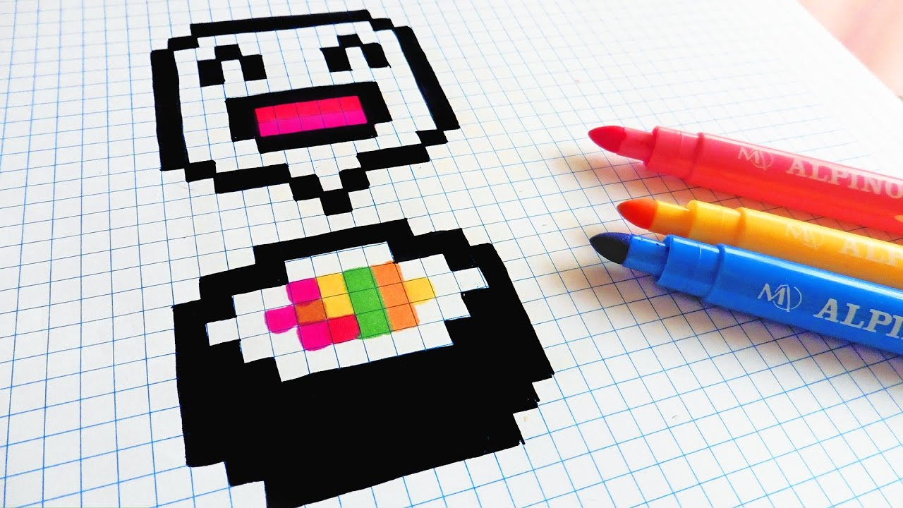 Handmade Pixel Art How To Draw Kawaii Sushi Pixelart