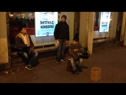 Istanbul, Turkey - Little Drummer Boy