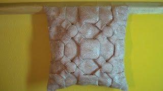 Шторы и ламбрекены своими руками, уроки рукоделия - оригами из ткани.