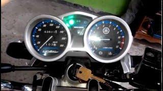 Vixion 157cc High Compression
