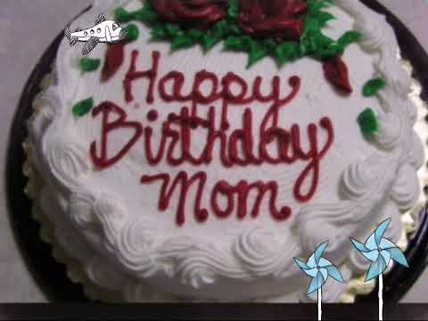 Maa # Happy birthday to you mummy # My dear mom