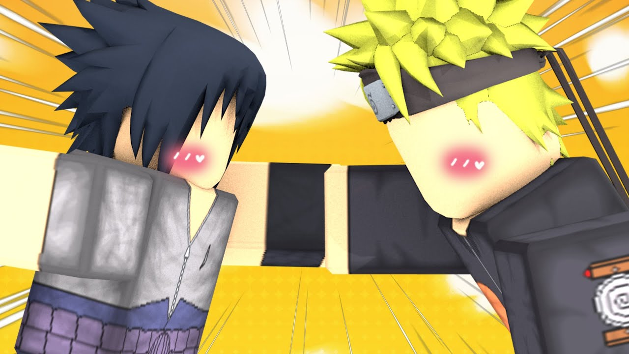 Me and Vezypoo spend 1 day in Naruto Roblox...