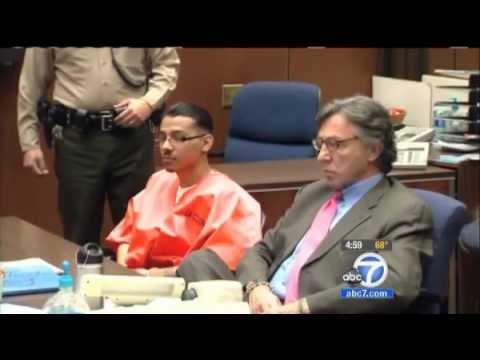 Jamiel Shaw murder: Pedro Espinoza sentenced to death