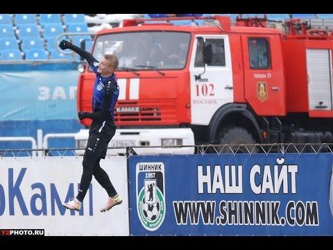 Шинник - СКА-Хабаровск 1:0 видео