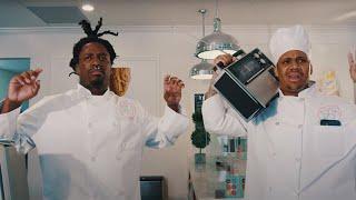 ALLBLACK, Kenny Beats & Drakeo The Ruler - Ego (Official Video)