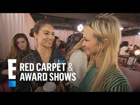 Shanina Shaik Shares Victoria's Secret Angels' Post-Show Meal | E! Red Carpet & Award Shows