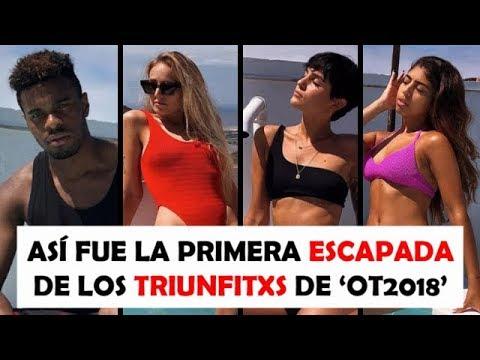 Escapada De Los Triunfitos De OT18 En Canarias Con Single De Marilia Y Posados Veraniegos Incluidos