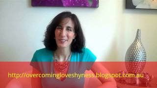 Overcoming Love Shyness
