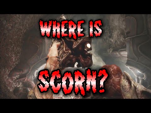 Where Is Scorn? (Update)
