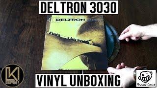 Deltron 3030 – Deltron 3030 Vinyl Unboxing   KurVibes