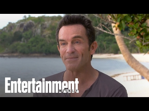 Survivor Host Jeff Probst Talks Idols & What's Different For Game Changers   Entertainment Weekly