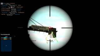 ROBLOX Phantom Forces - Moments de tir #2 [Pad]