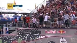 2014 Vans US Open Bowl - Final Heat #1