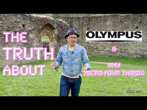 The Truth About Olympus (Fanboy talk) - RED35 VLOG029