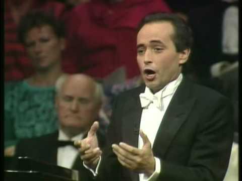 José Carreras Vienna State Opera 1988 Recital