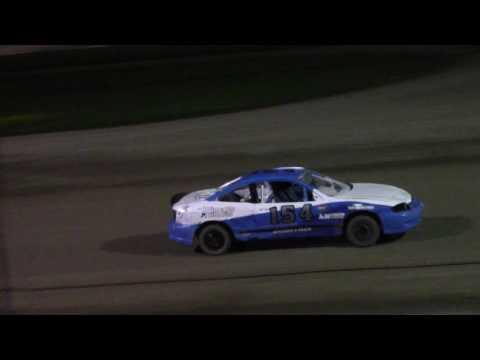 Ransomville Speedway 4 Cylinder Feature 5-12-17