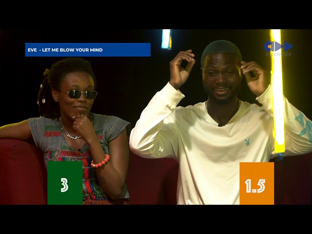 Wurld and Lady Donli go head to head on Guess The Beat