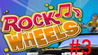 Rock Wheels gameplay Walkthrough (3)