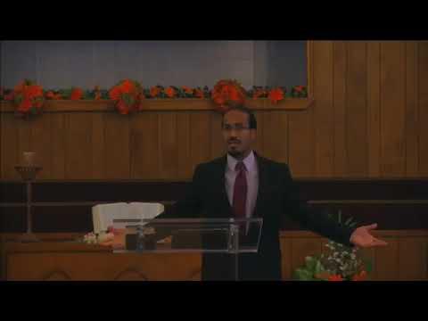 Pastor Taariq Patel Recognize Look And Consider
