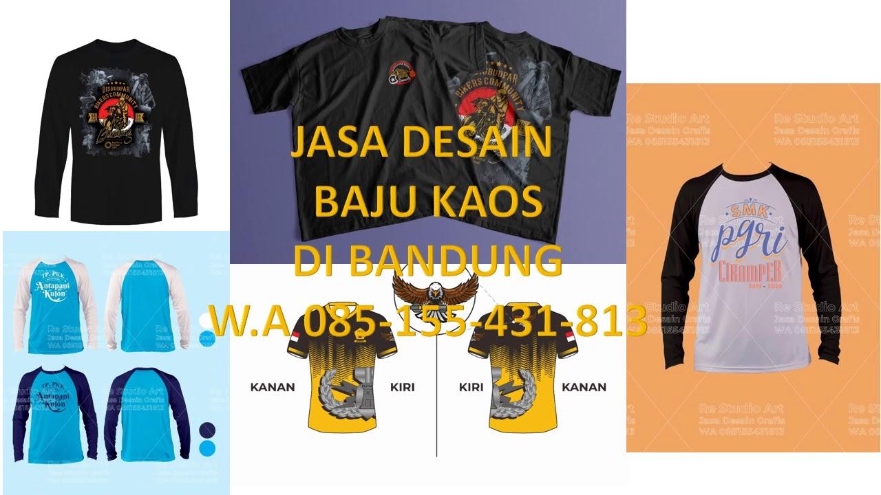 TERDEKAT WA 085-155-431-813, Ahli Jasa Desain Baju Untuk ...