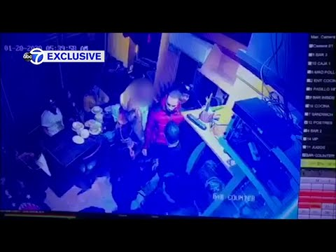Exclusive Video Shows What May Have Prompted Fatal Shooting In NYC Restaurant