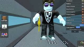 Playing Roblox with my friend Ruan