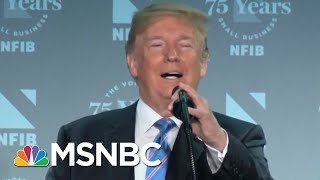 Private Prisons Cashing In On Migrant Crisis - But Who's Paying? | Velshi & Ruhle | MSNBC thumbnail
