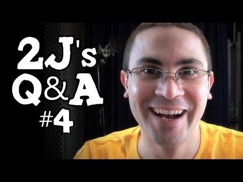 2J's Q&A #4 (Ερωτήσεις & Απαντήσεις)