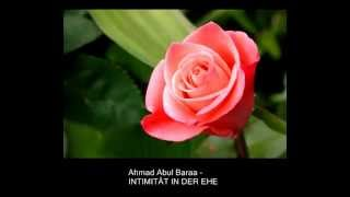 Ahmed Abul Baraa - Intimität in der Ehe