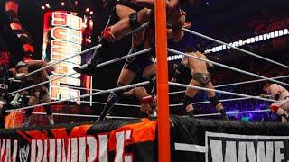 WWE Royal Rumble 2015 - Royal Rumble Match Full Highlights / Analysis