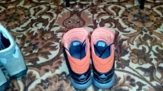 видео Таблица размеров обуви адидас
