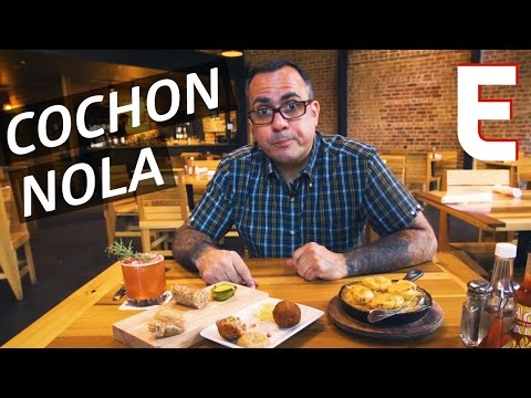 Rabbit And Boudin Sausage With A Touch Of Tradition At New Orlean's Cochon — The Meat Show