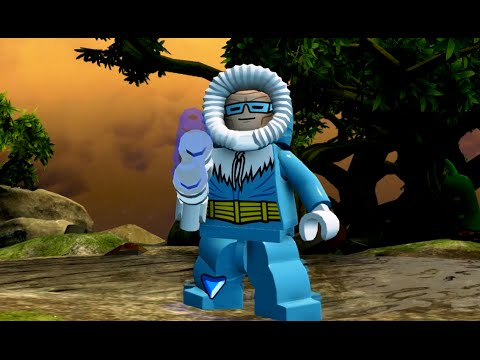 Lego Batman 3 Beyond Gotham Captain Cold Gameplay And Unlock Location Youtube