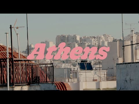 The Blue Banana - Part 3 - Athens
